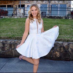 SHERRI HILL short homecoming dress